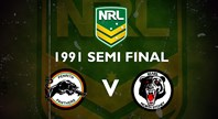 Finals Footy Flashback: 1991 Semi Final Panthers v Bears