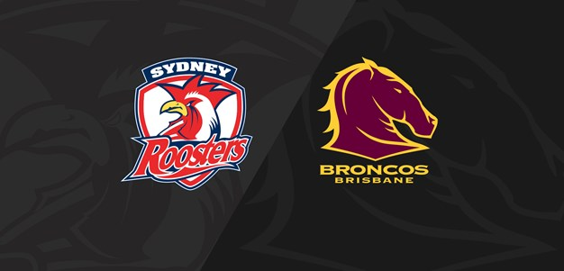 Full Match Replay: NRLW Roosters v Broncos - Round 2, 2018