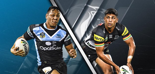 Sharks v Panthers - Semi-Final