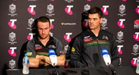 Panthers press conference - Semi-Final
