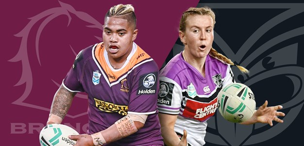 NRLW Broncos v Warriors - Round 3