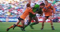 Great Grand Final Moments: 1989 Steve Jackson Try