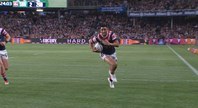 Roosters get the first try