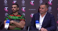 Rabbitohs press conference: Finals Week 3, 2018