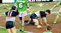 Great Grand Final Moments: 1991 Royce Simmons Try