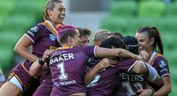 Match Highlights: NRLW Broncos v Warriors - Round 3, 2018