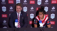 Roosters press conference: NRLW Round 3, 2018