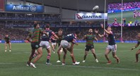 Momirovski extends Roosters lead