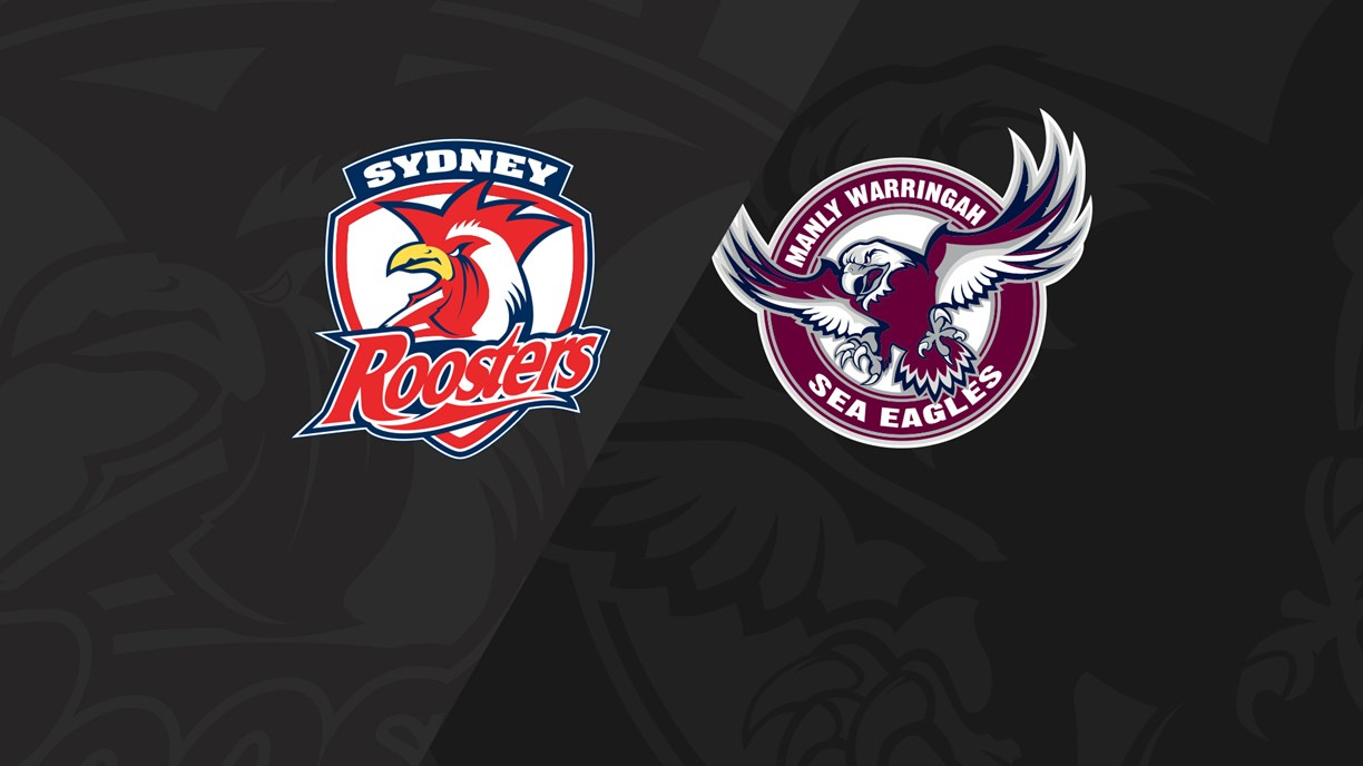 Full Match Replay: Roosters v Sea Eagles - Grand Final, 2013