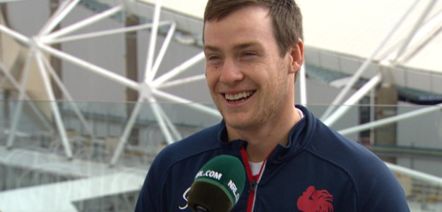 Keary excited for Munster challenge