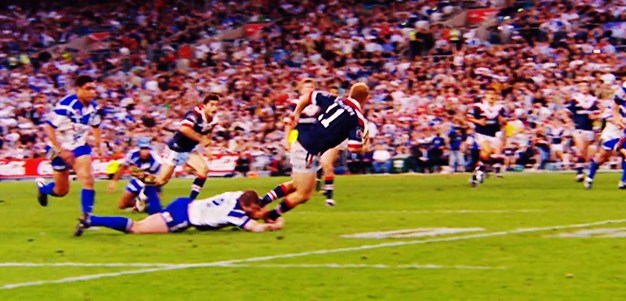 Great Grand Final Moments: 2004 Andrew Ryan Tackle