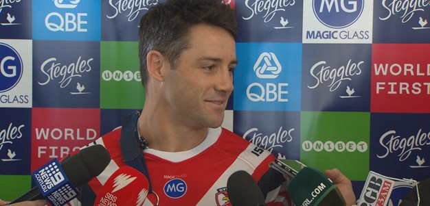 Cronk a long shot to play in Grand Final
