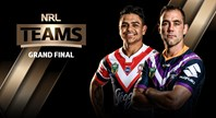 NRL Teams - Grand Final