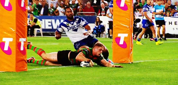 Great Grand Final Moments: 2014 George Burgess Try