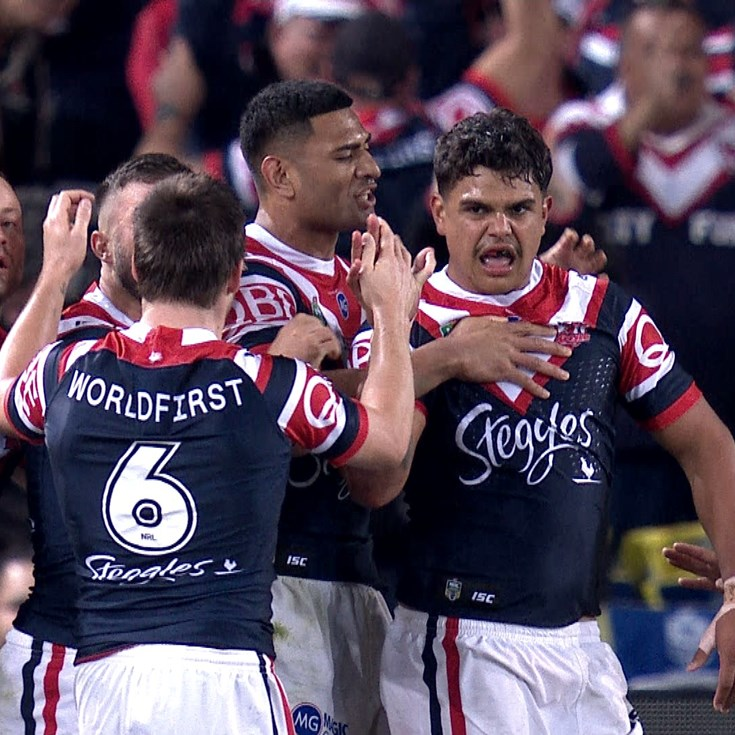 Roosters Top 5 Plays of the Year