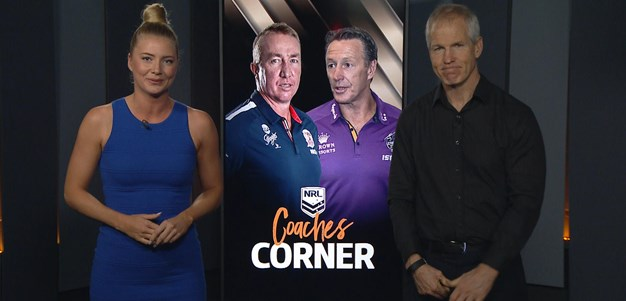 Coaches Corner - Grand Final Edition