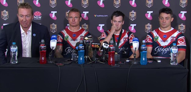 "Robinson on Cronk: ""Legend status"""