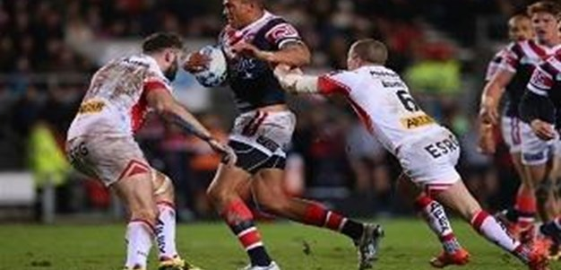 World Club Series: St Helens v Roosters (1)