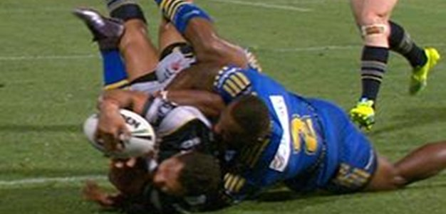 Full Match Replay: Parramatta Eels v North Queensland Cowboys (2nd Half) - Round 2, 2016