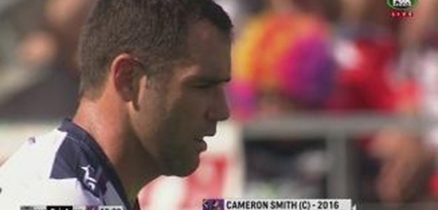 Rd 3: GOAL Cameron Smith (14th min)