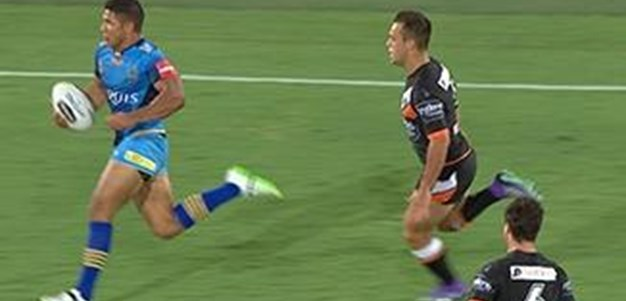 Full Match Replay: Gold Coast Titans v Wests Tigers (2nd Half) - Round 3, 2016