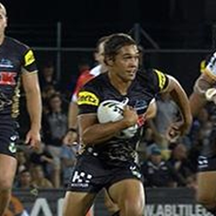 Full Match Replay: Penrith Panthers v Brisbane Broncos (1st Half) - Round 3, 2016