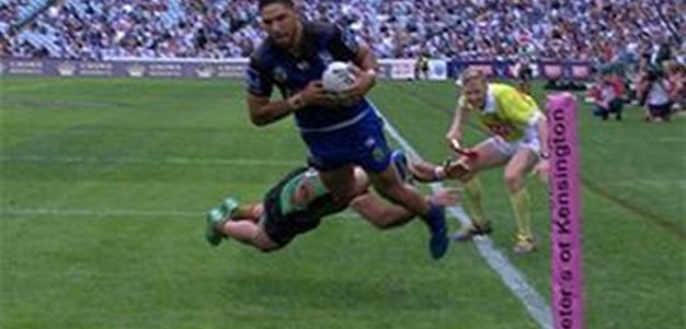 Full Match Replay: South Sydney Rabbitohs v Canterbury-Bankstown Bulldogs (2nd Half) - Round 4, 2016