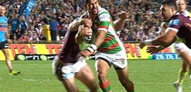 Full Match Replay: Manly-Warringah Sea Eagles v South Sydney Rabbitohs (1st Half) - Round 5, 2016