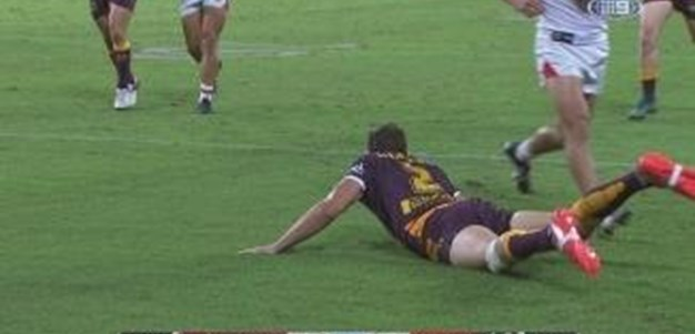 Rd 6: TRY Corey Oates (4th min)