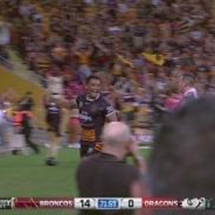 Rd 6: TRY Anthony Milford (73rd min)
