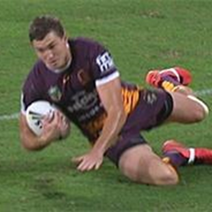 Full Match Replay: Brisbane Broncos v St George-Illawarra Dragons (1st Half) - Round 6, 2016