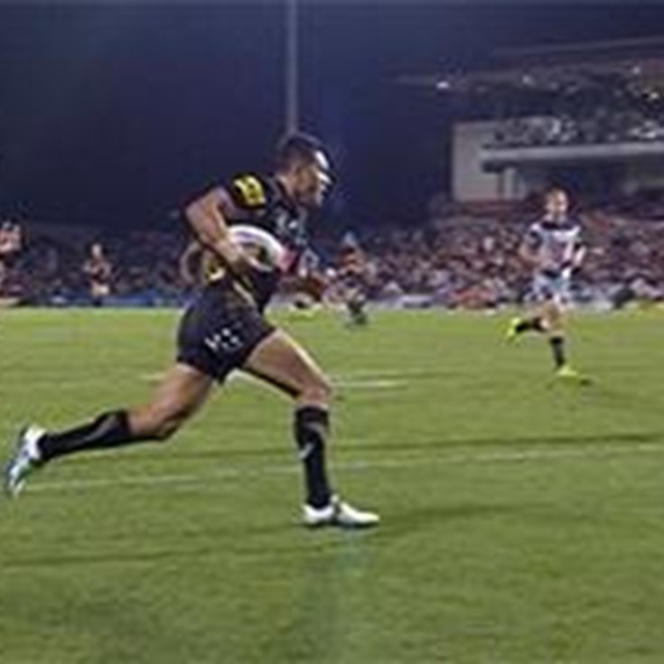 Full Match Replay: Penrith Panthers v North Queensland Cowboys (1st Half) - Round 6, 2016