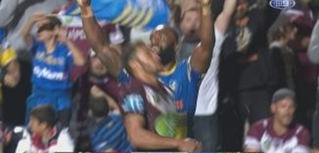 Rd 7: TRY Semi Radradra (77th min)