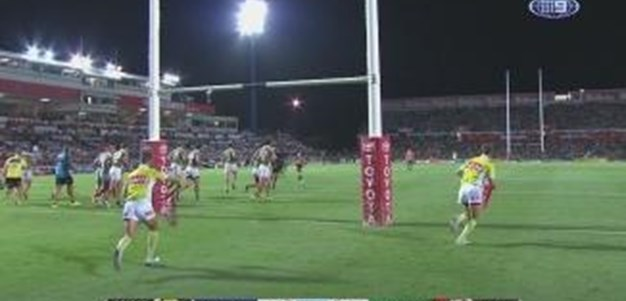 Rd 7: GOAL Johnathan Thurston (16th min)