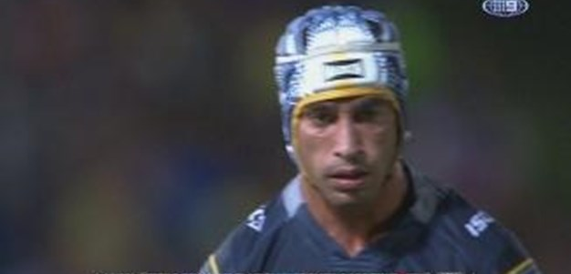 Rd 7: GOAL Johnathan Thurston (29th min)