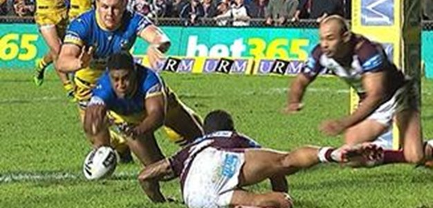 Full Match Replay: Manly-Warringah Sea Eagles v Parramatta Eels (2nd Half) - Round 7, 2016