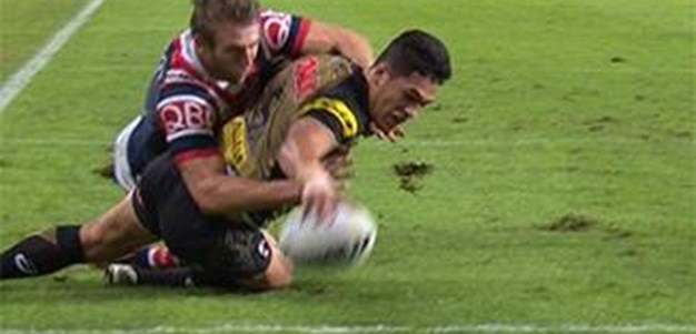 Full Match Replay: Sydney Roosters v Penrith Panthers (1st Half) - Round 7, 2016