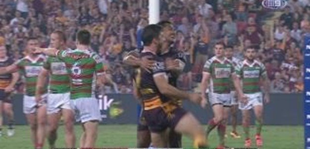 Rd 8: TRY Ben Hunt (37th min)