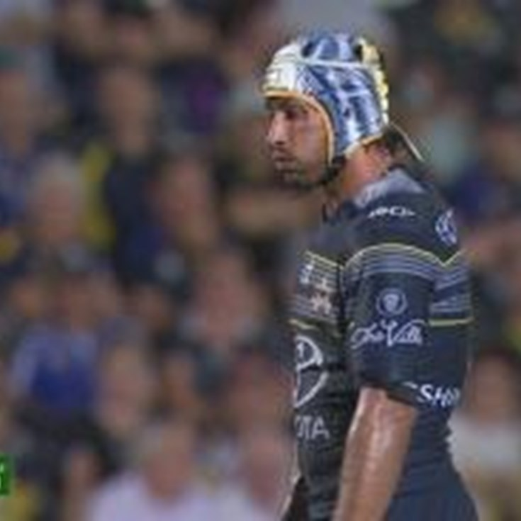Rd 8: PENALTY GOAL Johnathan Thurston (66th min)