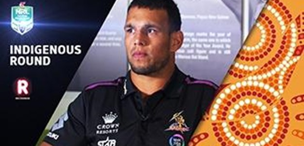Indigenous Round: Will Chambers