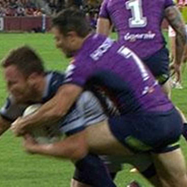 Full Match Replay: Melbourne Storm v North Queensland Cowboys (1st Half) - Round 10, 2016