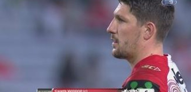 Rd 11: PENALTY GOAL Gareth Widdop (44th min)