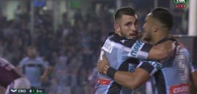 Rd 11: TRY Valentine Holmes (29th min)