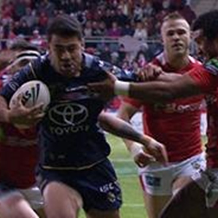 Full Match Replay: St George-Illawarra Dragons v North Queensland Cowboys (2nd Half) - Round 12, 2016