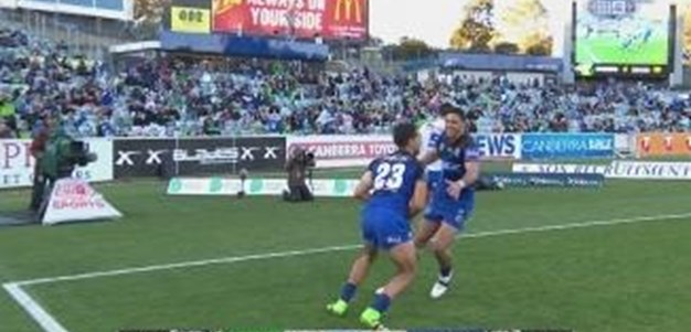 Rd 12: TRY Reimis Smith (27th min)
