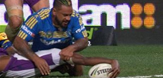 Full Match Replay: Parramatta Eels v Melbourne Storm (2nd Half) - Round 11, 2016