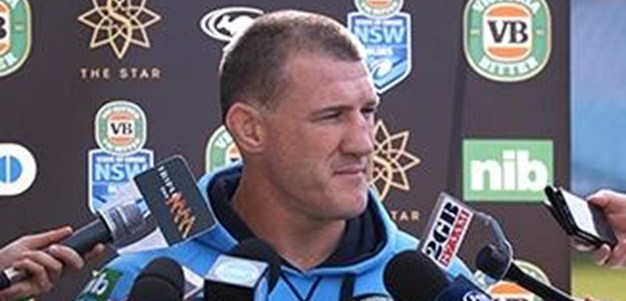 Gallen ready for the Maroons