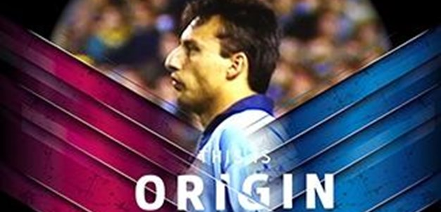 Origin Moments - Daley the Poleaxe