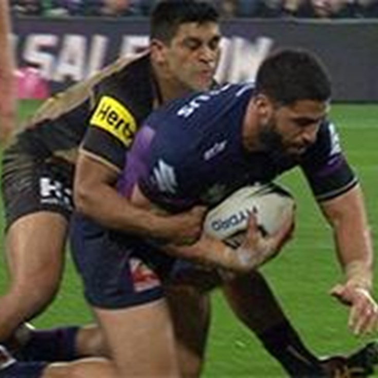Full Match Replay: Melbourne Storm v Penrith Panthers (1st Half) - Round 13, 2016