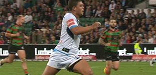 Full Match Replay: South Sydney Rabbitohs v Gold Coast Titans (1st Half) - Round 13, 2016